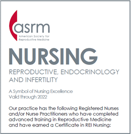 American Society for Reproductive Medicine Brand
